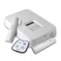 KIT ANTIFURTO WIRELESS A BATTERIE+COMBINATORE TELEF. PSTN/GSM