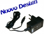 ALIMENTATORE SWITCHING 12VDC 1A IDEALE PER TELECAMERE